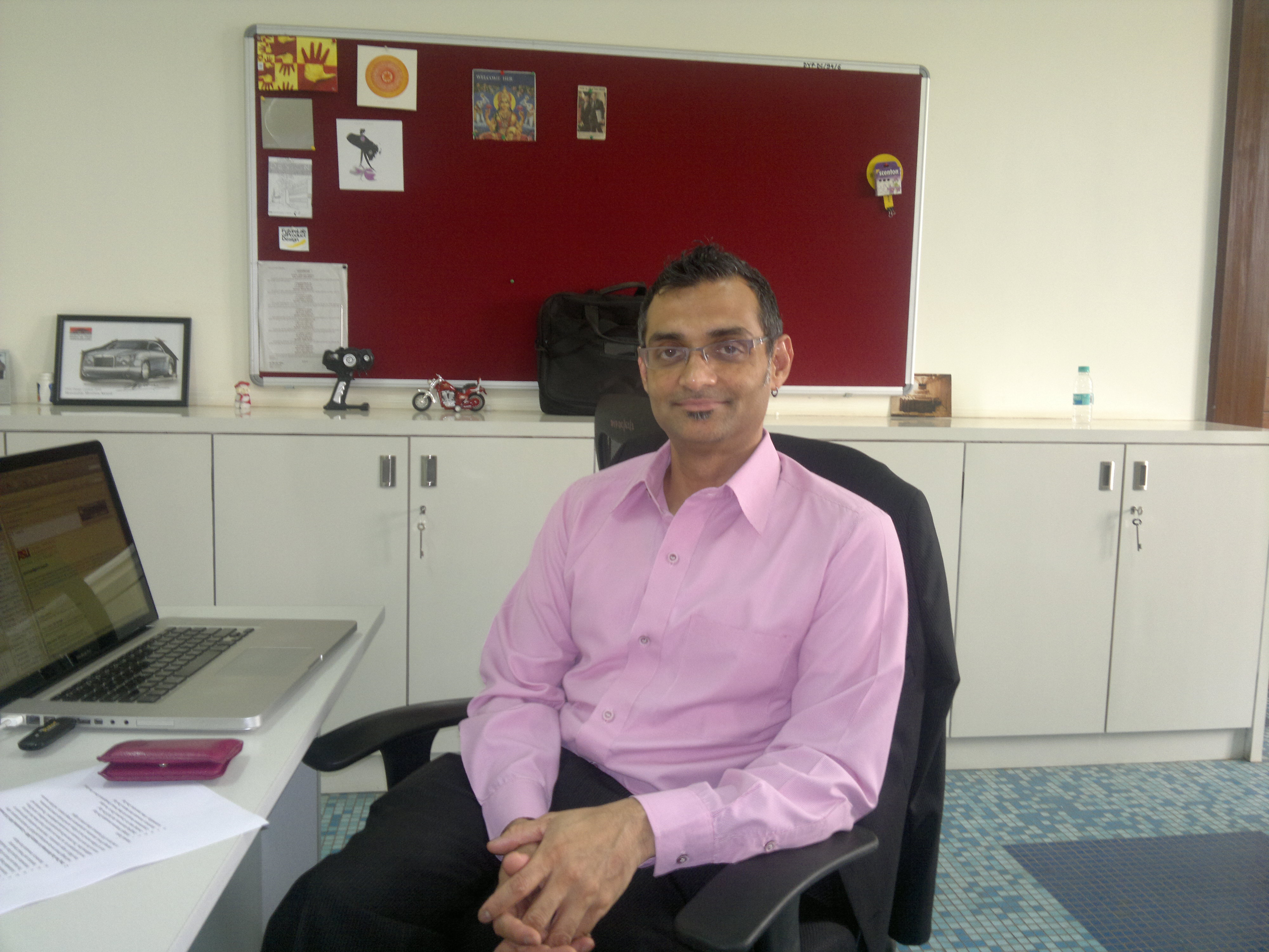 Mr. Prasad Boradkar – associate professor & coordinator, Industrial Design program, Arizona State University